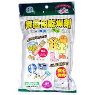 ドライナウ 家庭用乾燥剤 20g×6個 (シリカゲル)〔除湿剤・乾燥剤〕