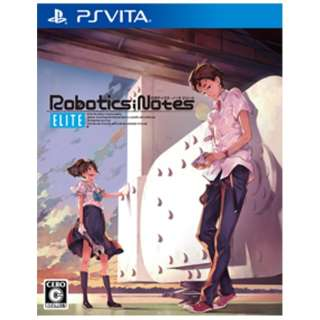 ROBOTICS;NOTES ELITE 通常版【PS Vitaゲームソフト】
