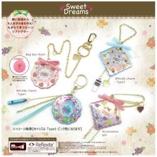 リフレクターチャーム Sweet Dreams Pink LPC-SD01P ホイッスル Type1