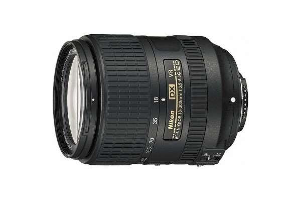ニコンのカメラレンズおすすめ20選 ニコン AF-S DX NIKKOR 18-300mm f/3.5-6.3G ED VR