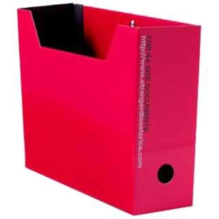 [収納用品] STORAGE ORGANIZER  ピンク(サイズ:A4) SLD2-51-03