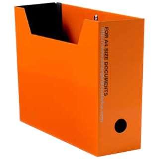 [収納用品] STORAGE ORGANIZER  オレンジ(サイズ:A4) SLD2-51-05