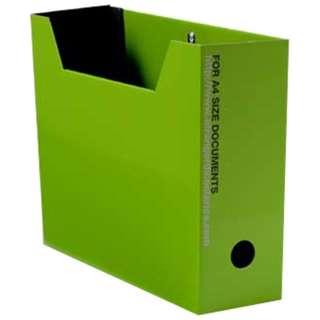 [収納用品] STORAGE ORGANIZER  ライトグリーン(サイズ:A4) SLD2-51-07