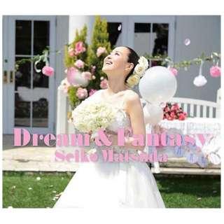 松田聖子/Dream & Fantasy 初回限定盤A 【CD】