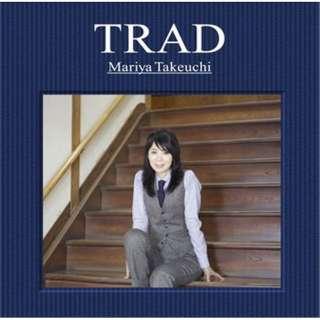 竹内まりや/TRAD 通常盤 【CD】
