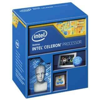 Celeron G1850 BOX品 BX80646G1850 ※対応BIOS以外は起動できません。 [CPU]