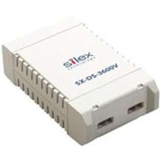 【シンクライアント用ソリューション】デバイスサーバ SX-DS-3600V