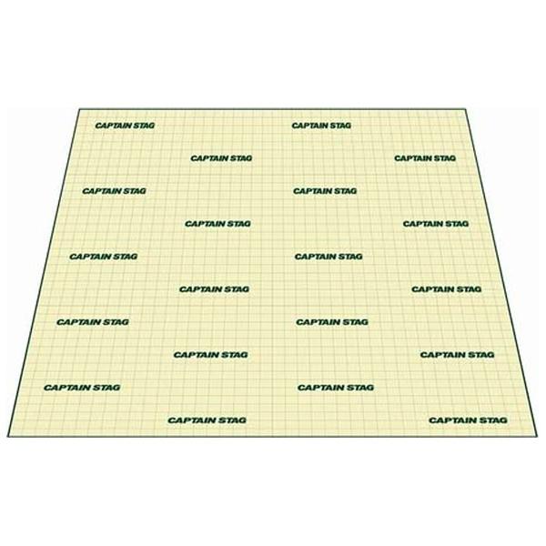 キャンピングフロアマット260×260cm M3306