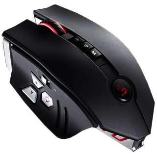 ZL5A-JP ゲーミングマウス Bloodyシリーズ ブラック  [レーザー /10ボタン /USB /有線]