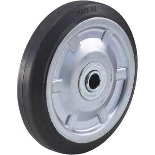 二輪運搬車用車輪 Φ200ゴム車輪 2011/4011用 P200G