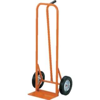 スチールパイプ製二輪運搬車 H1060 すくい板150X306 HT39N