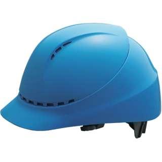 ヘルメット 高通気性型 ブルー DPM1820B