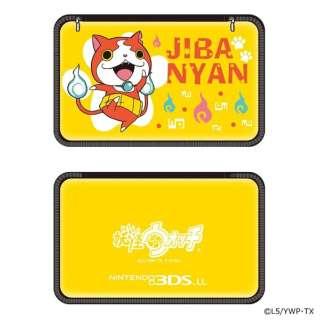 妖怪ウォッチ NINTENDO 3DS LL専用ポーチ2 ジバニャンVer.【3DS LL】