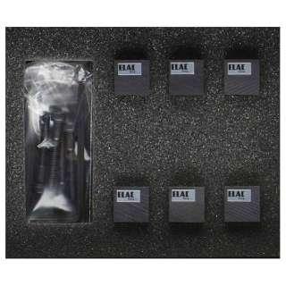 BS312用インシュレーター(6個入り) LS CUBE6