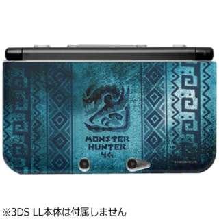 モンスターハンター4G アクセサリーセット for ニンテンドー3DS LL【3DS LL】