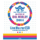 THE IDOLM@STER M@STERS OF IDOL WORLD!!2014 Day2 【ブルーレイ ソフト】