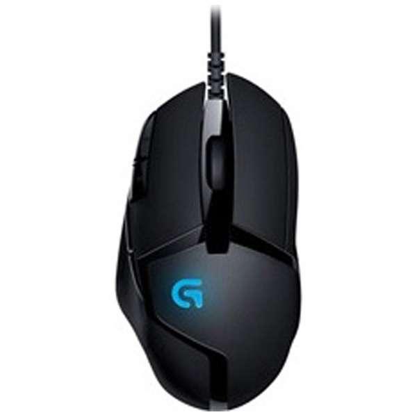G402 ゲーミングマウス Gシリーズ ブラック  [光学式 /8ボタン /USB /有線]
