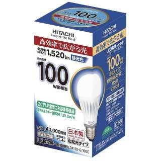 LDA11D-G/100C LED電球 [E26 /昼光色 /100W相当 /一般電球形 /広配光タイプ]