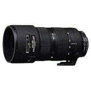 カメラレンズ AI AF Zoom-Nikkor 80-200mm f/2.8D ED NIKKOR(ニッコール) ブラック [ニコンF /ズームレンズ]