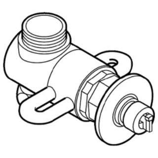 CB-F6 分岐水栓 [食器洗い乾燥機用]