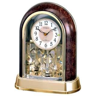 電波置き時計 「パルドリーム」 4RY656-023