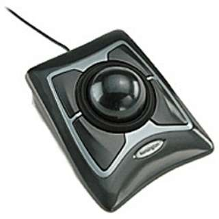 64325 マウス Expert Mouse OpticalBlack  [光学式 /4ボタン /PS/2・USB /有線]