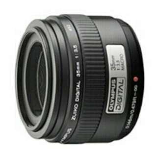カメラレンズ 35mm F3.5 Macro ZUIKO DIGITAL(ズイコーデジタル) [フォーサーズ /単焦点レンズ]