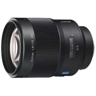 カメラレンズ T* 135mm F1.8 ZA Sonnar SAL135F18Z [ソニーA(α) /単焦点レンズ]