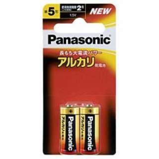 LR1XJ/2B 単5電池 [2本 /アルカリ]