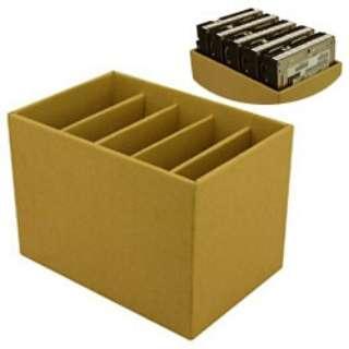 裸族の村 3.5インチHDD専用収納BOX CRM35-H705
