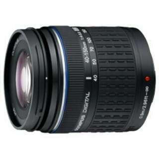 カメラレンズ ED 40-150mm F4.0-5.6 ZUIKO DIGITAL(ズイコーデジタル) ブラック [フォーサーズ /ズームレンズ]