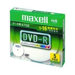 DR47WPD.S1P5S A (DVD-R 16倍速 5枚組)
