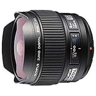 カメラレンズ ED 8mm F3.5 Fisheye ZUIKO DIGITAL(ズイコーデジタル) ブラック [フォーサーズ /単焦点レンズ]