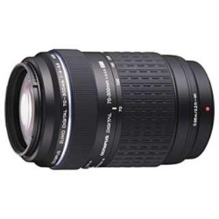 カメラレンズ ED70-300mm F4.0-5.6 ZUIKO DIGITAL(ズイコーデジタル) ブラック [フォーサーズ /ズームレンズ]