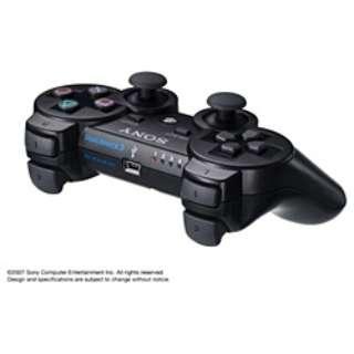 【純正】PS3専用ワイヤレスコントローラ [DUALSHOCK3](ブラック)【PS3】