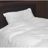 【まくらカバー】和晒2重ガーゼ 標準サイズ(綿100%/45×90cm/ホワイト)