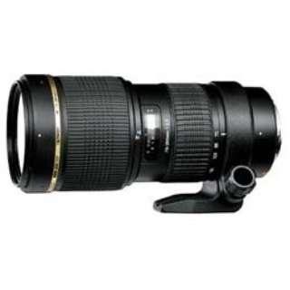カメラレンズ SP AF70-200mm F/2.8 Di LD IF MACRO ブラック A001 [ソニーA(α) /ズームレンズ]