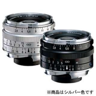 ビックカメラ com - カメラレンズ C Biogon T*2 8/35 ZM【ライカMマウント】(シルバー)