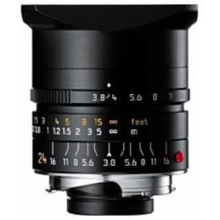 カメラレンズ M F3.8/24mm ASPH. ELMAR(エルマー) 11648 [ライカM /単焦点レンズ]