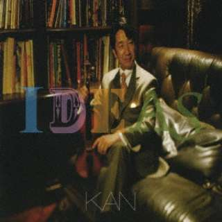 KAN/IDEAS THE VERY BEST OF KAN 【CD】