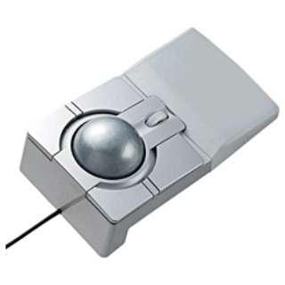 MA-TB38S マウス オプトトラックボールPro シルバー  [光学式 /5ボタン /PS/2・USB /有線]