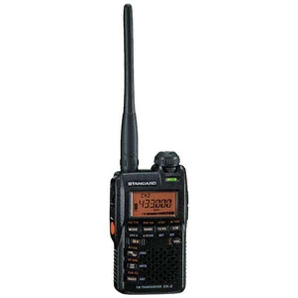 デュアルバンドFMハンディトランシーバー VX-3(受発注商品)