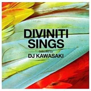 DIVINITI SINGS SELECTED BY DJ KAWASAKI 【CD】