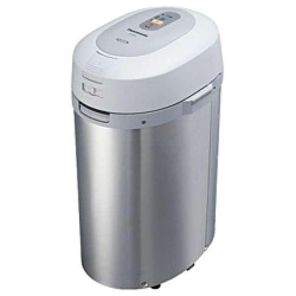 MS-N53 生ゴミ処理機 リサイクラー シルバー [温風乾燥式]