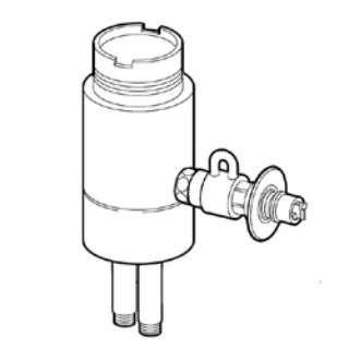 CB-SSC6 分岐水栓 [食器洗い乾燥機用]