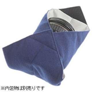 メッセンジャーラップ 10インチ(25×25cm/紺色) 638-263