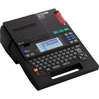 SR550 ラベルライター 「テプラ」PRO ブラック