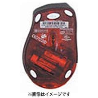 エアーパッドソール (楕円 6×12mm 厚さ0.65mm 12個入) AS-36