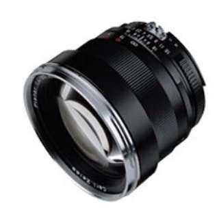 カメラレンズ T*1.4/85mm ZF.2 CPU付きニコンAi-sマウント Planar ブラック [ニコンF /単焦点レンズ]