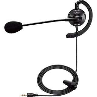 耳かけ式イヤホンマイクロホン HS-99